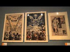 """Al Museo del Risorgimento di Palazzo #Carignano #Torino, fino al 4 maggio 2014, è allestita la mostra """"Belle Epoque: lo sguardo ironico di Dalsani"""". Torino Web News l'ha visitata per voi e ve la racconta in questo video. #TWN"""
