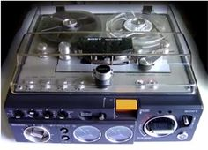 """SONY - TC-502-2 ,Vintage High End Reel To Reel Recorder"" !...  http://about.me/Samissomar"
