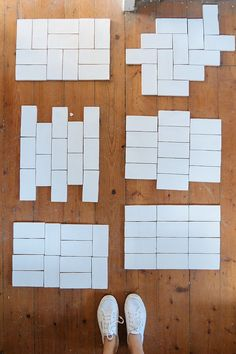 Help Us Choose A Tile Pattern!