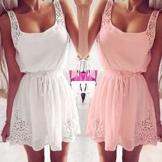 Online Shop Hot Sale Sexy Summer Women Casual Dresses Sleeveless O-neck Solid Off Shoulder Vestidos Strap Short Mini Dress White Color Anne|Aliexpress Mobile
