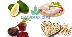 Phương pháp làm to ngực tự nhiên bằng thực phẩm