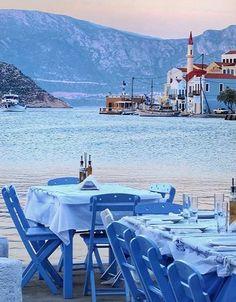 Kastellorizo Island (Dodecanese), Greece