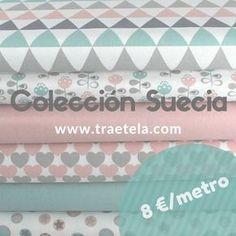 Tienda Telas Online, las telas infantiles mas bonitas del mundo - TraeTela