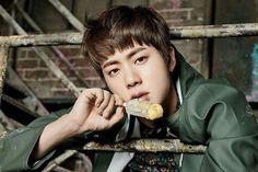 Jin credit to BigHit Entertainment