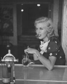 """Ginger Rogers, 1935. """"Sure (Fred Astaire) was great, but don't forget that Ginger Rogers did everything he did, backwards... and in high heels."""""""