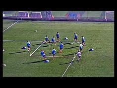 Rondos varios Villareal - YouTube Soccer Coaching, Soccer Training, Villarreal Cf, Football Drills, Football Is Life, Club, Youtube, Sports, Hockey