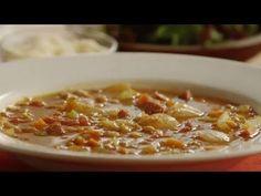 Baiga'99 Soup Recipe - How to Make Lentil Soup