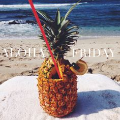 aloha + friday