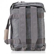 QWSTION Weekender Bag in Herringbone | Highsnobiety