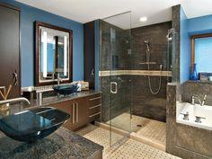 Bathroom Remodel: Splurge Vs. Save | Bathroom Design - Choose Floor Plan & Bath Remodeling Materials | HGTV