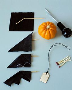 Flying Place Cards How-To