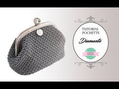 Marvelous Crochet A Shell Stitch Purse Bag Ideas. Wonderful Crochet A Shell Stitch Purse Bag Ideas. Crochet Coin Purse, Free Crochet Bag, Crochet Purse Patterns, Crochet Shell Stitch, Crochet Purses, Diy Crochet, Crochet Bag Tutorials, Crochet Videos, Crochet Basics