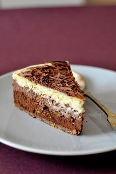 Üç Çikolatalı Cheesecake - PelinChef