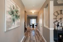 Love this flooring looks like hardwood but it's tile! Hardwood, Tile, Flooring, Furniture, Home Decor, Homemade Home Decor, Natural Wood, Mosaics, Tiles