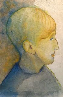 ATELIER DE VESTE: JANUARI thema LICHT (in het portret) VI