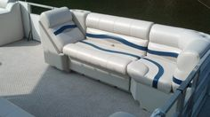 pontoon boat remodel - Google Search