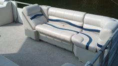 pontoon boat remodel - Google Search
