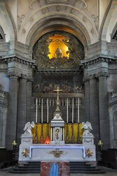 église Sainte-Madeleine de Besançon. Franche-Comté