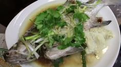 DIY Singapore Food (15) Steamed Fish  http://easydiy365.com/?p=36913