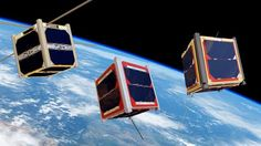 The European Space Agency has launched a new initiative 3D printing CubeSat bodies in hard, electrically conductive plastic. With the first test run underway, ESA aims to get these 3D printed miniature satellites ready for future use, complete with internal electrical lines. Instruments, circuit boards, and solar panels would simply need to be slotted in.
