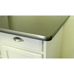 Liquid Stainless Steel Paint Countertop Craft Kit Home Kitchen