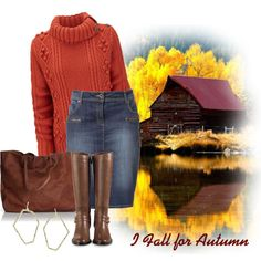 """Fall for Autumn"" by hcc71 on Polyvore"