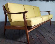 Mid century sofa – Etsy RU