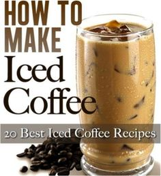 FREE e-Cookbook: 20 Best Iced Coffee Recipes.  Its only free for a short time but this site really keeps you up to date with all the current free eBook offers.