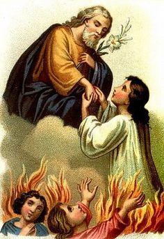 En 1943 Jesucristo se apareció a la Vidente María Valtorta y le dio este mensaje revelador sobre el tema del Juicio y el Purgatorio. ...
