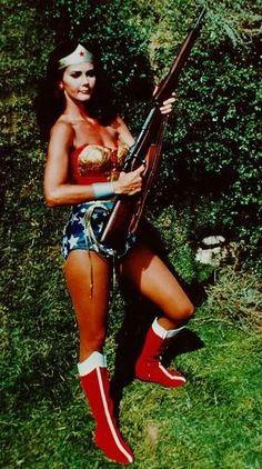 Lynda Carter as Wonder Woman (TV series Lynda Carter, Wonder Woman, Gal Gadot, Celebs, Celebrities, Superman, Pop Culture, Beautiful People, Beautiful Women
