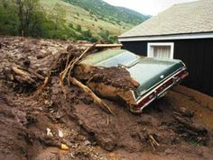 Mudslide Survival: tips to prepare for mudslides, assess your risk, and survive afterwards in this article.