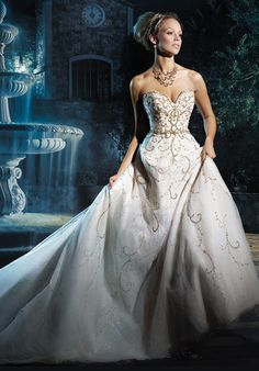 Nice  Alfred Angelo Disney Fairy Tale Wedding Gowns