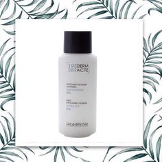 Exfoliant, Glycolic Acid, Smooth Skin, 1 Month, Cleanser
