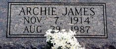 Archie Campbell - Comedian, writer, and star of Hee Haw, a popular long-running country-flavored network television variety show. He was also a recording artist with several hits on the RCA label in the 1960s.