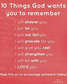 God, You are faithful!