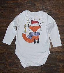 Detské oblečenie - Líštička pre Zorku - 7595714_