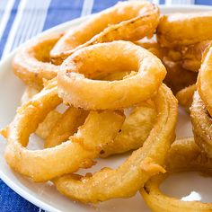 Beer-Battered Onion Rings Recipe - Cook's Country