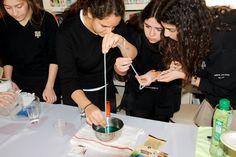 Novembre 2013 : expériences scientifiques