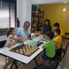 #chess #class #kids #trainyourbrain #mindgames #mentalsport #craniumedu