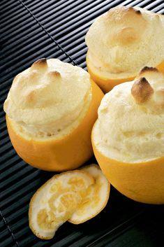 Arance soffiate - Tutte le ricette dalla A alla Z - Cucina Naturale - Ricette, Menu, Diete