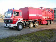 SLF SZM (Schaum-Zumisch-Fahrzeug )