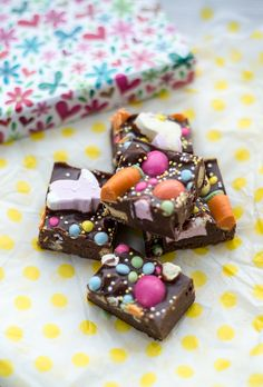Easter Rocky Road // baby centre UK
