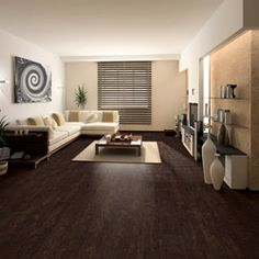 Cork Floor Flooring   Dark For The Kitchen