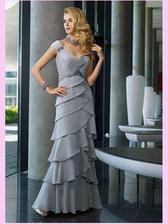 #Mother of the #Bridal #Dress, #Bride's Mom Dress #Wedding