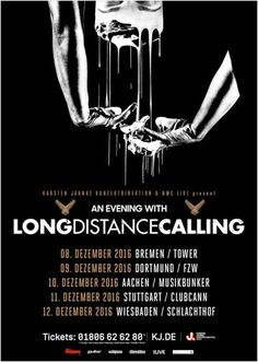 "LONG DISTANCE CALLING – ""An Evening With LDC"" Shows im Dezember! 