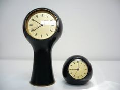 DESIGN AND MUSIC FROM THE 60's & 70's: ANGELO MANGIAROTTI'S SECTICON CLOCKS