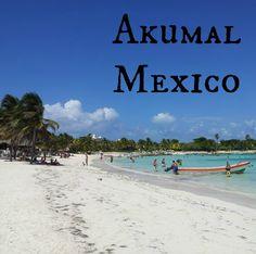 Akumal Bay in the Riviera Maya, Mexico