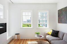 Minimalist Inner City Micro Apartment With Smart Functional Design | iDesignArch | Interior Design, Architecture & Interior Decorating eMagazine