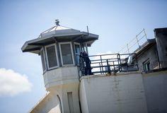 Prison, Gazebo, Outdoor Structures, Towers, Image, Crime, Kiosk, Tours, Pavilion