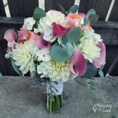 Flowers of Soul: Buchete de mireasa, nasa si cununie civila Nasa, Vikram Kumar, Wedding Bouquets, Floral Wreath, Wreaths, Plants, Home Decor, Decoration Home, Room Decor